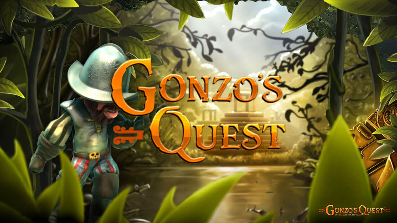 Gonzo's Quest game image
