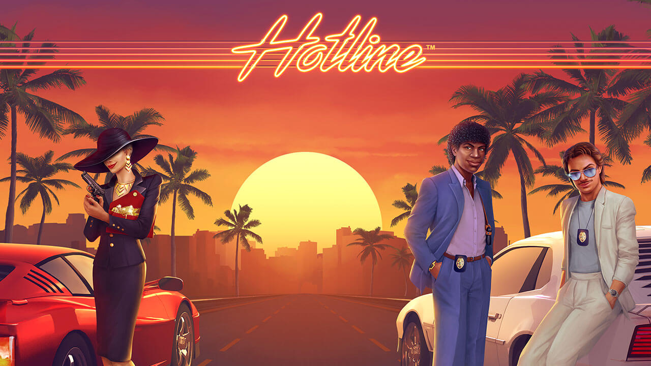 Hotline game image