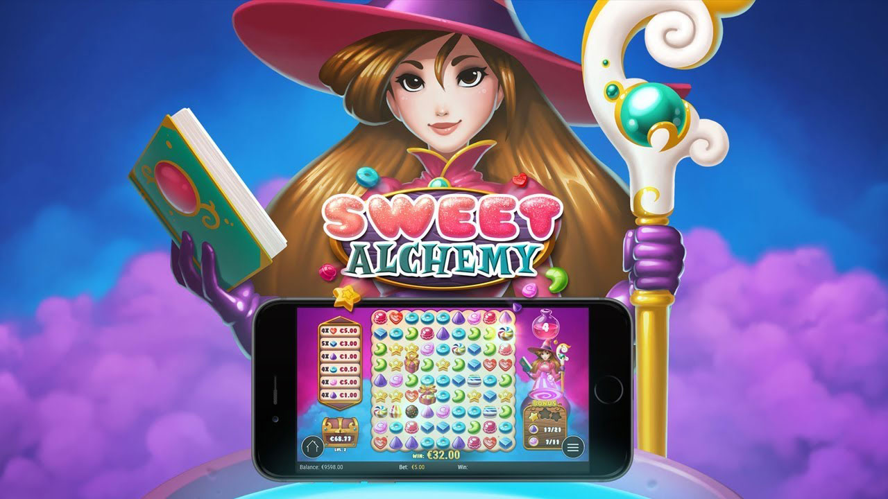 Sweet Alchemy game image