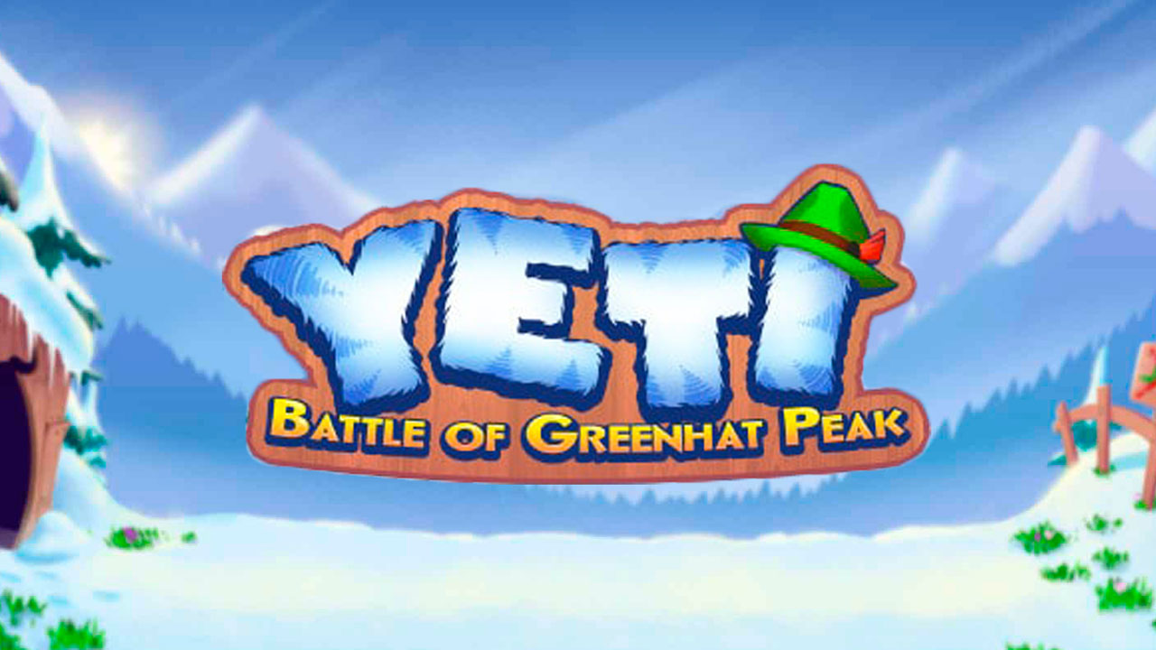 Yeti Battle of Greenhat Peak game image
