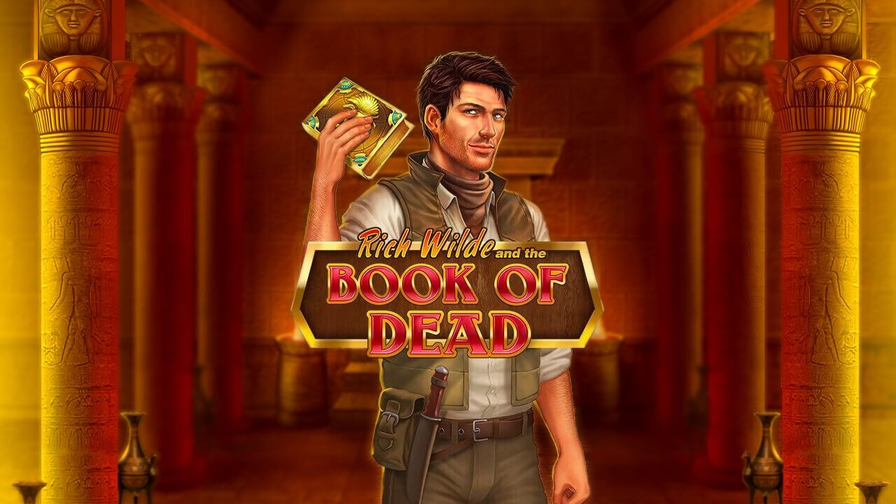 Book of Dead game image