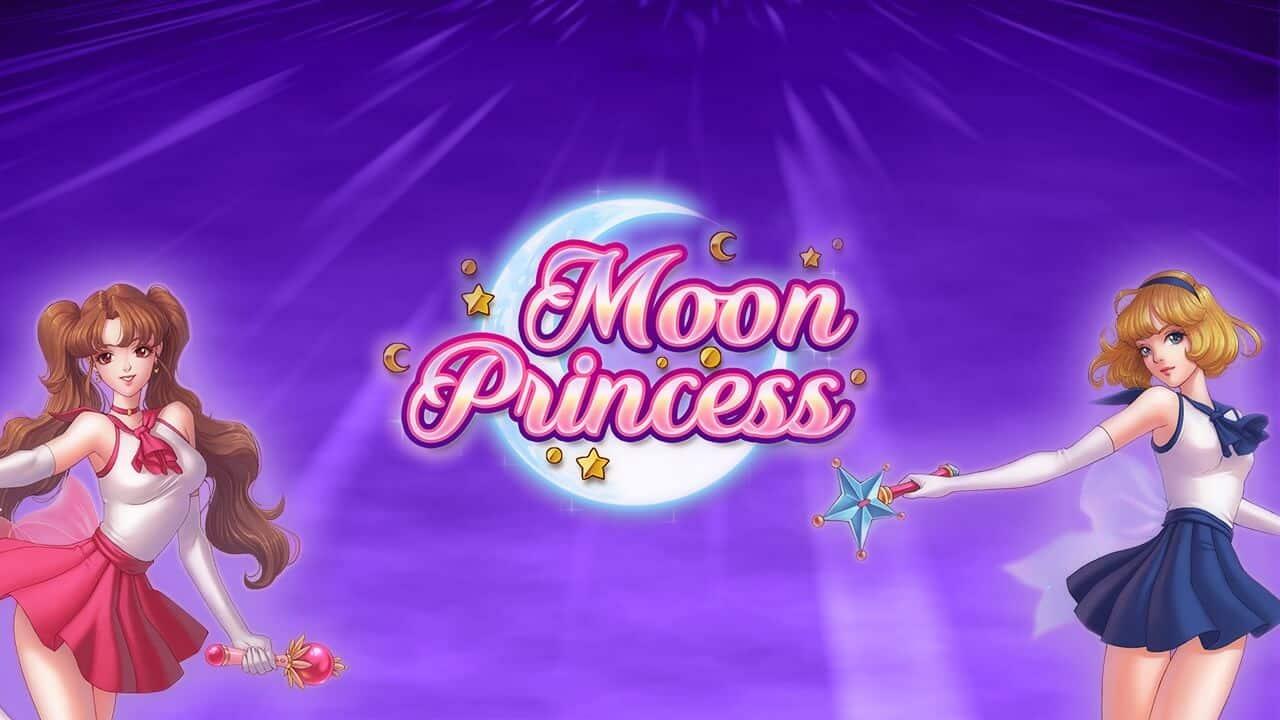Moon Princess (ムーン・プリンセス)  スロット