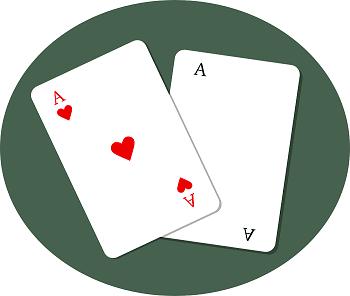 バカラにおけるカードの種類と数え方