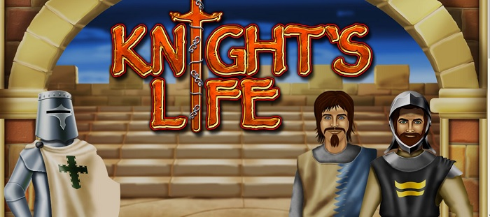 knights life banner