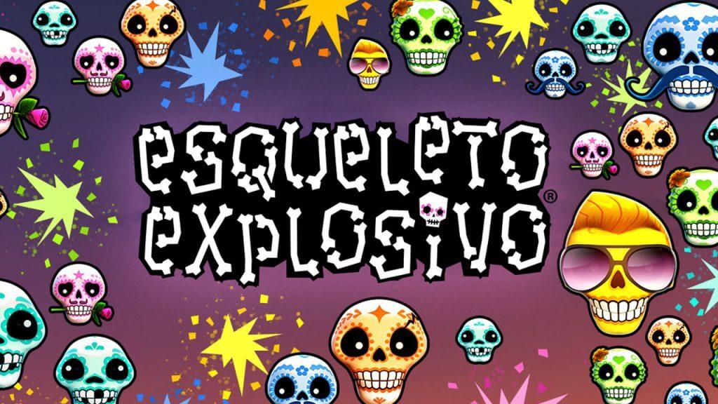 Esqueleto Explosivo game image