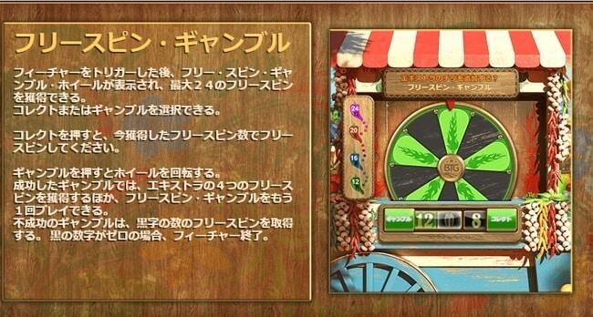 free spin gamble banner