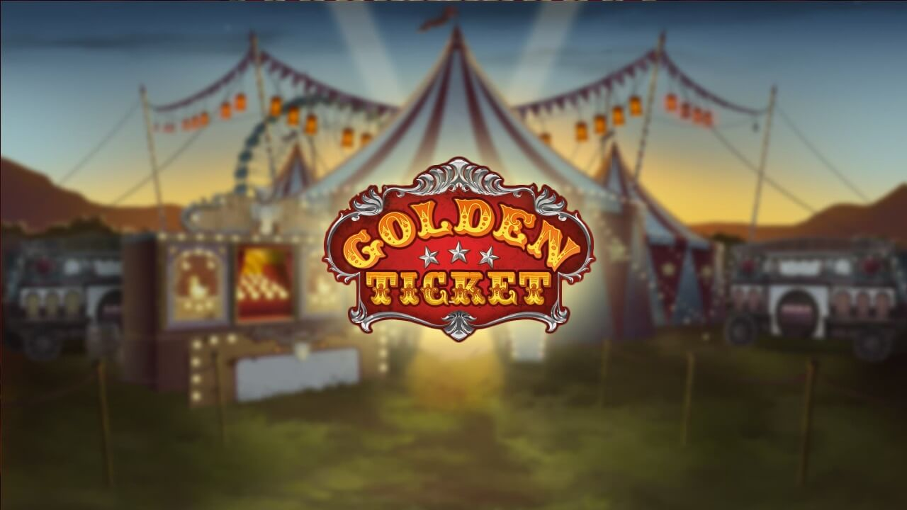 Golden Ticket game image