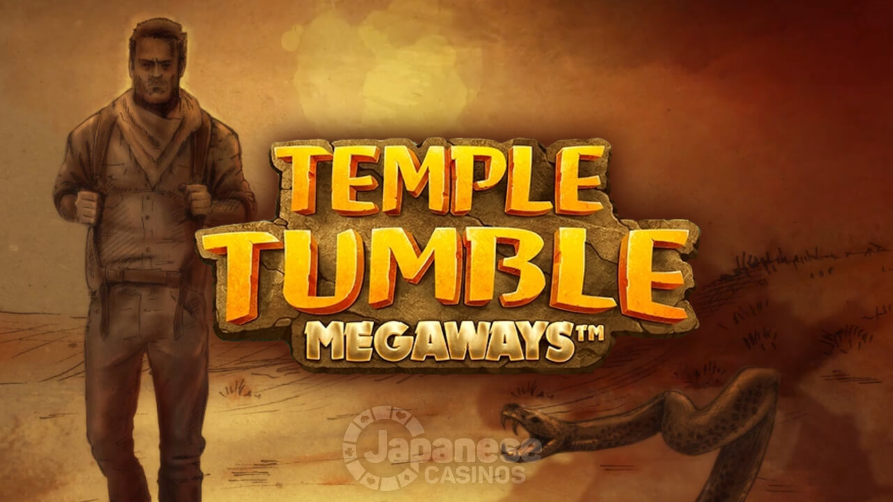 Temple Tumble Megaways game image