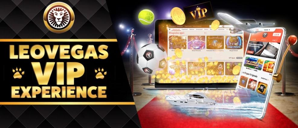レオベガス VIP