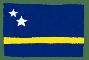 キュラソー国旗
